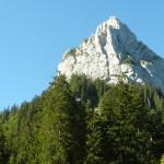 Geiselstein – Alte Südwand und Südverschneidung