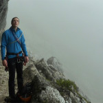 KG-Ausbildungsweg – Alspitz Nordwand
