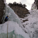 Linkes Ypsilon – Notkarspitze Nordwand
