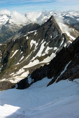 Hochferner Nordwand
